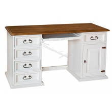 Dvojfarebný nábytok