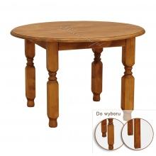 Stôl okrúhly